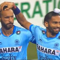 Hockey Asia Cup: Clinical India down Pakistan 3-1 to keep winning run intact