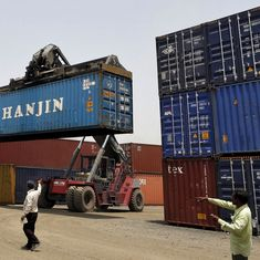 India's trade deficit widens to five-year record high in June