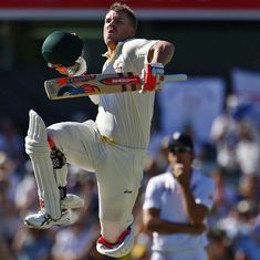 'It's war': David Warner driven by 'hatred' for opposition during Ashes
