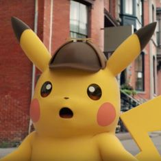 In 'Detective Pikachu', the popular Pokemon will come to the big screen as a crime-solving genius