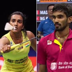 Three Indians in fray for Badminton World Federation's annual awards
