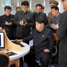 'Nuclear button is always on my desk,' says Kim Jong-un in his New Year message