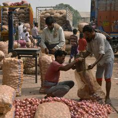 Recovering food prices lift retail inflation to a seven-month high in October