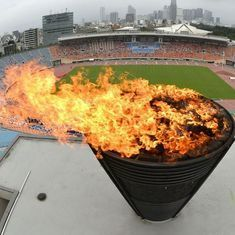 Eternal Olympic flame from Tokyo 1964 went out four years ago, admit officials