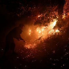 At least 27 killed, over 50 injured in hundreds of wildfires in Portugal