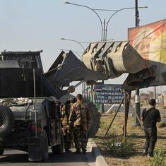 Iraqi military says it has captured several key positions from Kurdish forces