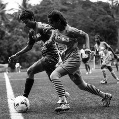 A group of women fought for the right to play football. Will Delhi finally let them have some fun?