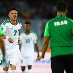 Fifa Under-17 World Cup: Iraq look to continue gutsy run against Mali in round of 16