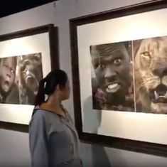 Watch: A museum in China sparked world-wide outrage for a racist exhibit