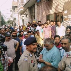 Punjab: RSS leader shot dead in Ludhiana