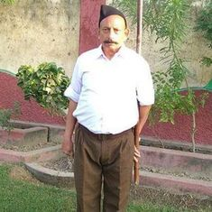 RSS worker's murder: NIA-UP Police team fired at in Ghaziabad village during raids, suspect flees