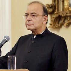 Financial resolution bill for banks will protect depositors, Jaitley says a second time in four days