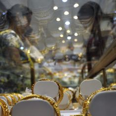 Dhanteras impact: Gold prices decline after profit-booking by investors