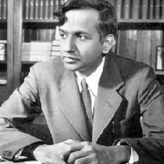 Before he won the Nobel Prize in 1983, Chandrasekhar's theories were overlooked because of his race