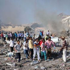 Shock, outrage and a glimmer of resilience after deadly bombing in Mogadishu