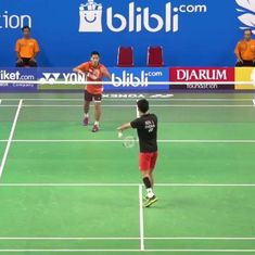 Lakshya Sen and Co power on to round 4 at the badminton world junior championships