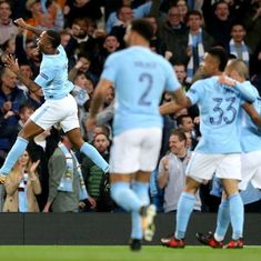 Champions League: Ederson, Sterling set up City's third straight win, edge out Napoli 2-1