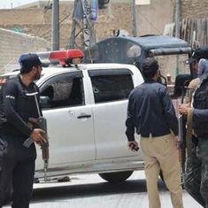 पाकिस्तान : क्वेटा में बम धमाका, सात पुलिसवालों की मौत
