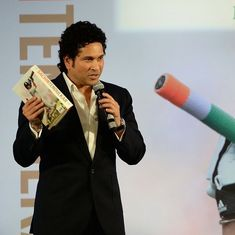 Tendulkar turns into comic-book hero in repackaged version of his autobiography: Report
