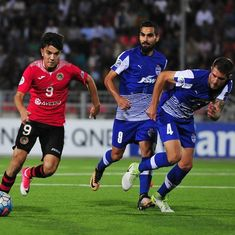 Bengaluru FC vs Istiklol live: 10-man Blues earn 2-2 draw but crash out of AFC Cup on aggregate