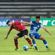Bengaluru FC bow out of AFC Cup as they lose 3-2 to Istiklol on aggregate