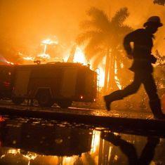 यूक्रेन : होटल में आग से आठ लोगों की मौत
