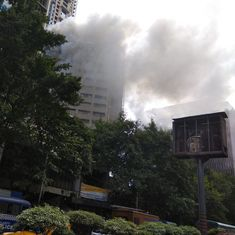 Fire breaks out at LIC building in Kolkata, no injuries reported