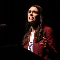 Jacinda Ardern to become New Zealand's third  female prime minister