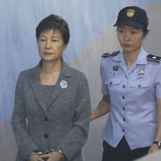 Former South Korean President Park Geun-hye sentenced to 8 more years in jail for misusing funds