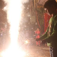 Delhi's air quality is better this Diwali, says report