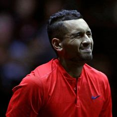'I need to listen to my body and my team': Nick Kyrgios ends season due to hip injury