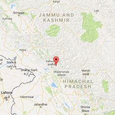 Six injured after bridge collapses in Himachal Pradesh