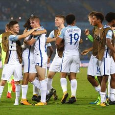 Fifa U-17 World Cup: High-flying USA take on battle-hardened England in a mouth-watering QF