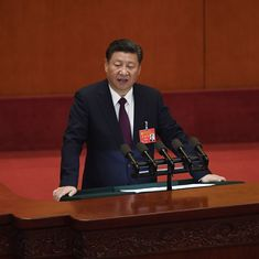 Chinese President Xi Jinping foiled a plot to take over leadership, says official