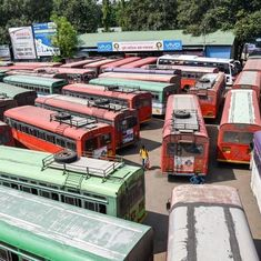 Bombay HC calls Maharashtra transport strike illegal, orders it called off immediately, say reports