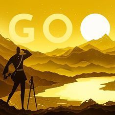 Google doodle marks Indian explorer Nain Singh Rawat's 187th birth anniversary