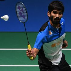 Data check: K Srikanth's four Superseries titles this year place him firmly among the best