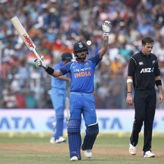 'Sky is the limit for what he can achieve': Twitter salutes Virat Kohli's 31st ODI century