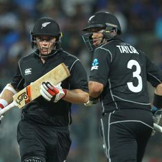 India vs NZ, 1st ODI, as it happened: Latham, Taylor's 200-run stand gives NZ an easy win