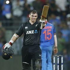 Latham's 103 overshadows Kohli's 121 as New Zealand stun India at Wankhede