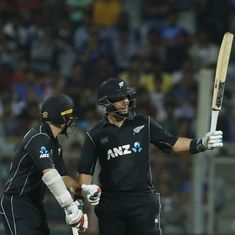 'I told Latham to reverse sweep': Ross Taylor reveals strategy to counter India's spinners