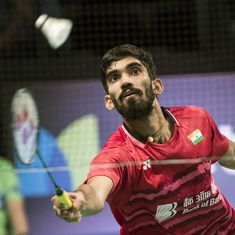 Video: Badminton's man of the moment Kidambi Srikanth speaks on what it takes to be world number 2