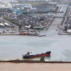 Japan: Typhoon Lan kills three, injures 90 as it makes landfall near Tokyo