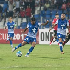 Benagluru FC's AFC Cup run pushes India to 12th in latest Asian club competition rankings