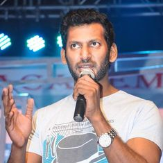 GST Intelligence Agency denies reports of raids at Tamil actor Vishal's production house in Chennai