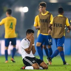 Fifa U-17 WC: Brazil's ugly tactics take centre stage in quarter-final win over Germany