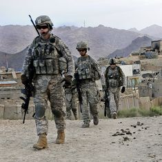 Why did India matter so little when US troops withdrew from Afghanistan?