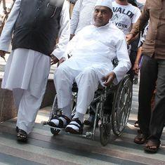 Fake stamp paper scam convict Abdul Karim Telgi dies in Bengaluru hospital