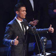 'Ballon d'Or loading': Twitter salutes Ronaldo's Best FIFA Men's Player of the Year award