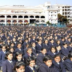 With 55,000 students and 18 campuses, this school in Lucknow is one of the world's biggest